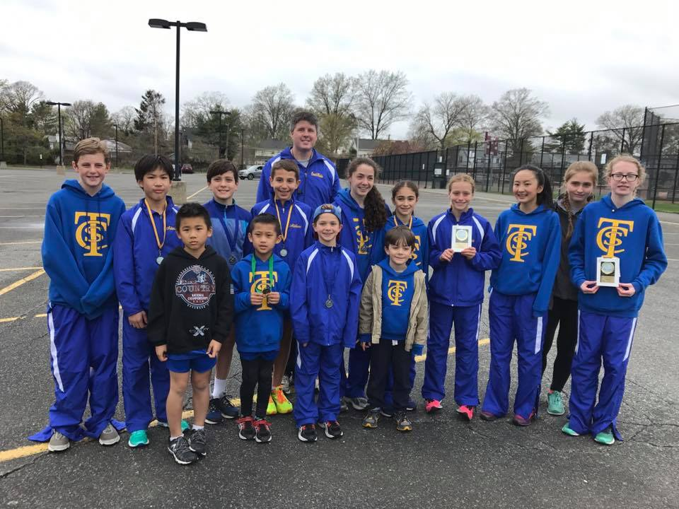 April 22, 2017, TSC Dominates at the Garden City Run for a Cure 5k
